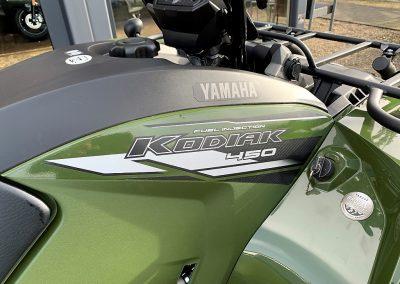 ATV Quad Yamaha Kodiak 450 38 PS 421 ccm inkl LOF (5)