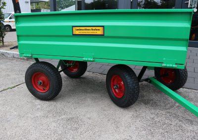 Anhänger Fabrikat GEO Modell UC für Kleintraktoren ATV Quad etc (3)