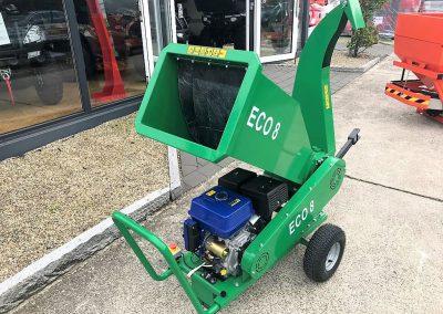 Holzhäcksler Modell GEO ECO 8 (2)