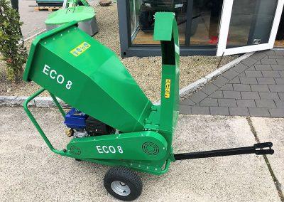 Holzhäcksler Modell GEO ECO 8 (7)