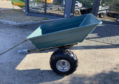 Anhänger Dumper ATV