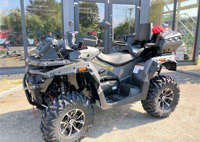 ATV Stels Guepard 850