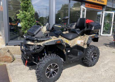 ATV Quad Stels Guepard 850 Pro