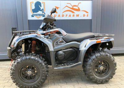 ATV Goes Cobalt