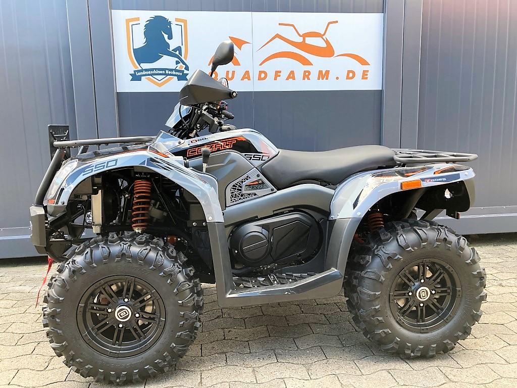 ATV / Quad GOES Cobalt Allrad 37 PS 495 ccm Servo Zulassung