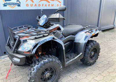 Goes Cobalt ATV