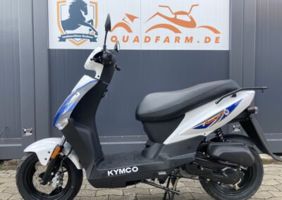 Roller Kymco 50er, keine Vespa