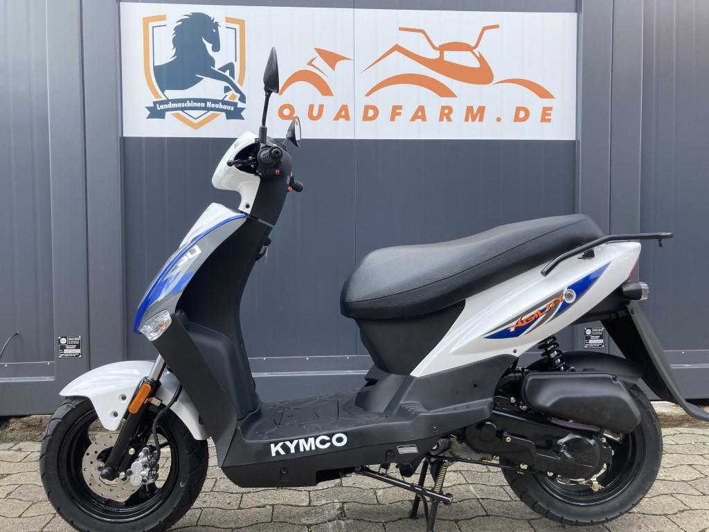 Roller, Mofa, Scooter Kymco Agility 50 E4