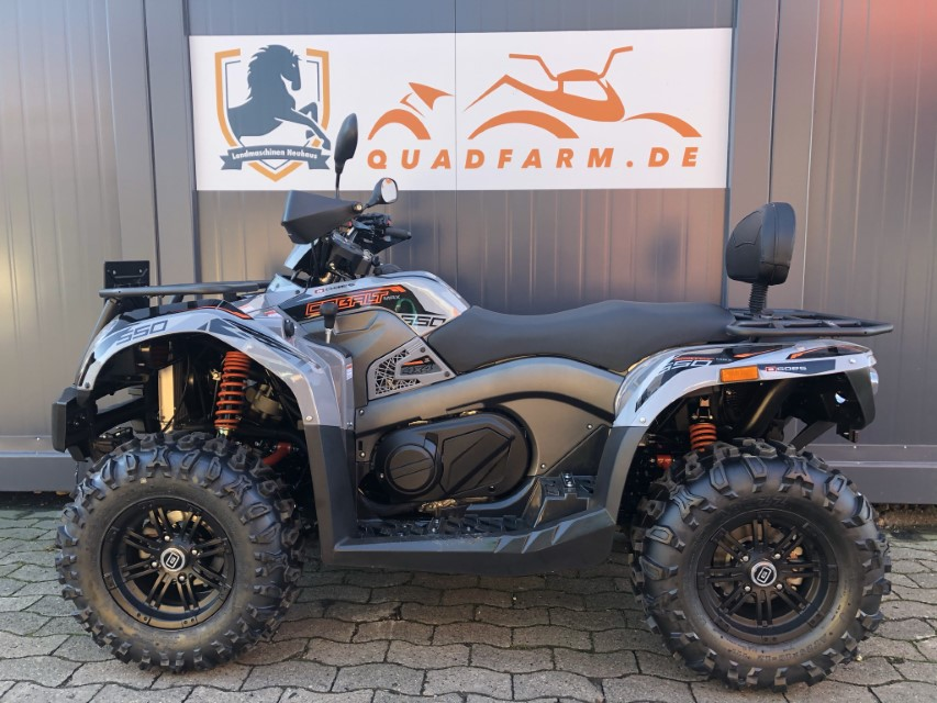 ATV / Quad GOES Cobalt MAX, Allrad, 37 PS, 495 ccm, Servo