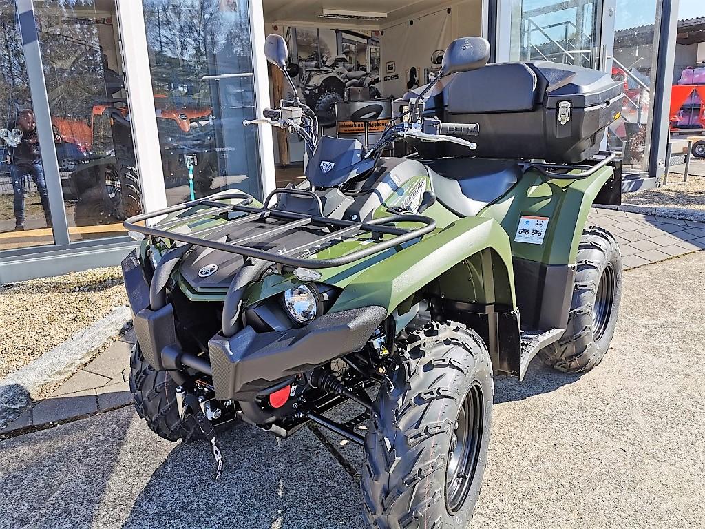 ATV / Quad Yamaha Kodiak 450, 38 PS, 421 ccm, inkl. LOF u. Koffer