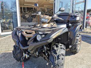 ATV Yamaha Grissly