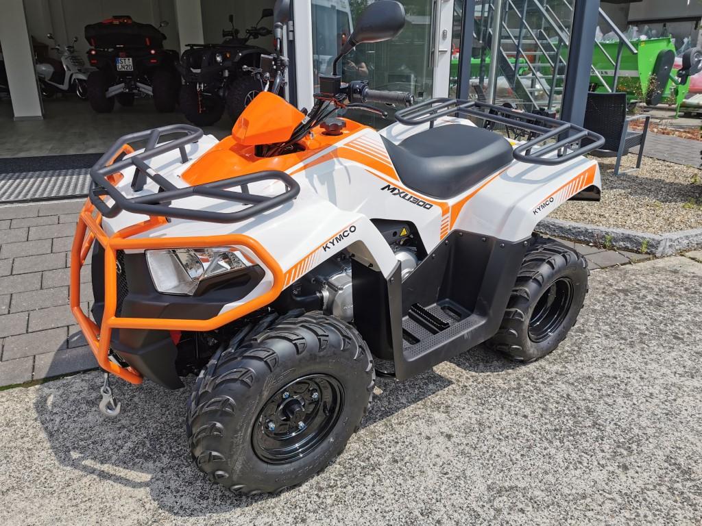 ATV / Quad Kymco MXU 300i T Offroad, 22 PS, 271 ccm, LOF