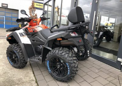 Kymco Offroad