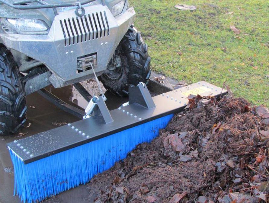 Kehrbürste 1500 mm für ATV / Quad