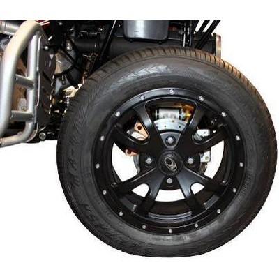 Radsatz mit Alufelgen für MXU 400/450i, Maxxer 400/450i, MXU 450i LOF