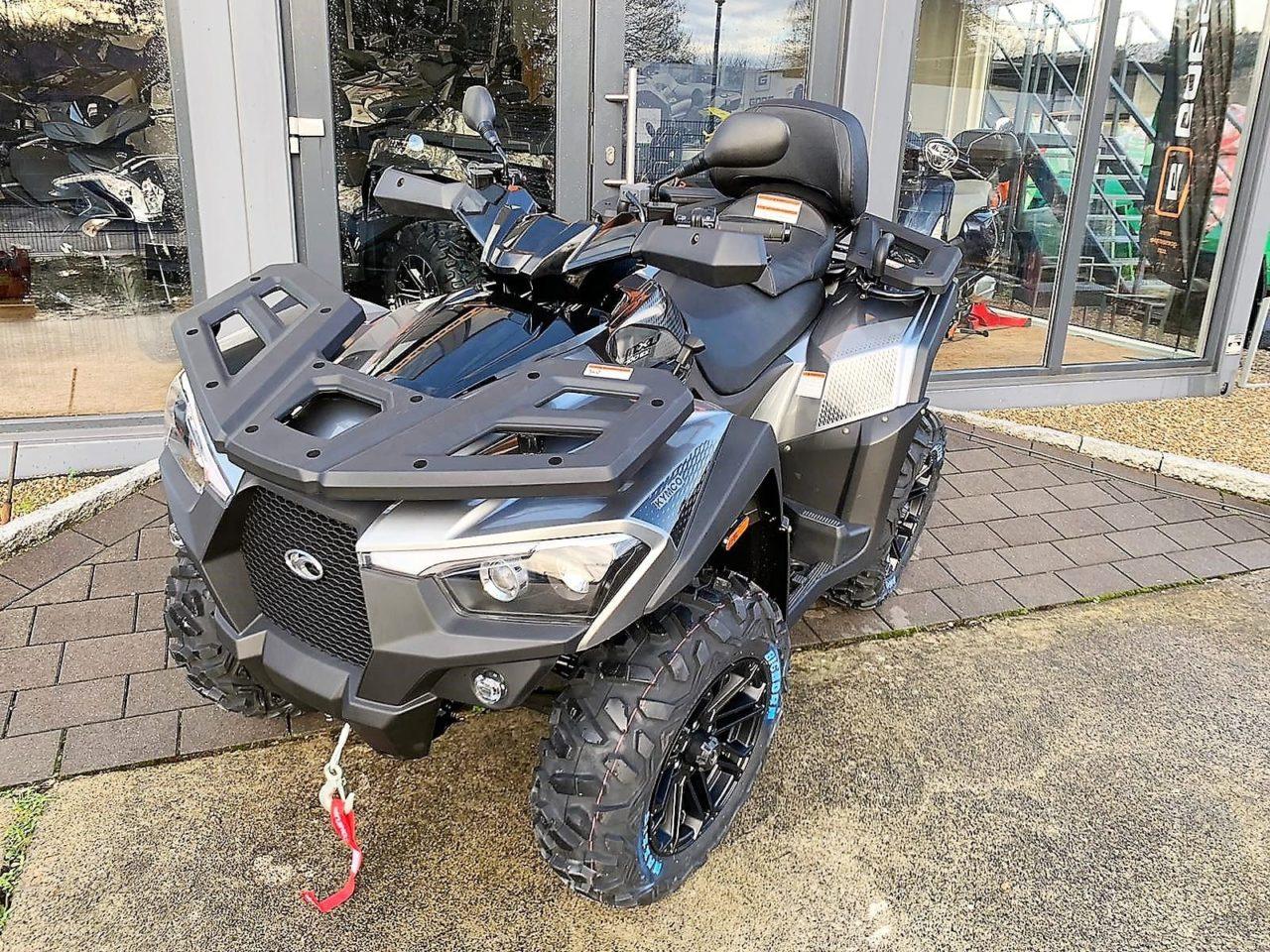 ATV / Quad Kymco MXU 700i T EPS, Servo, 4×4, 48 PS, 695 ccm, LOF-Zulassung