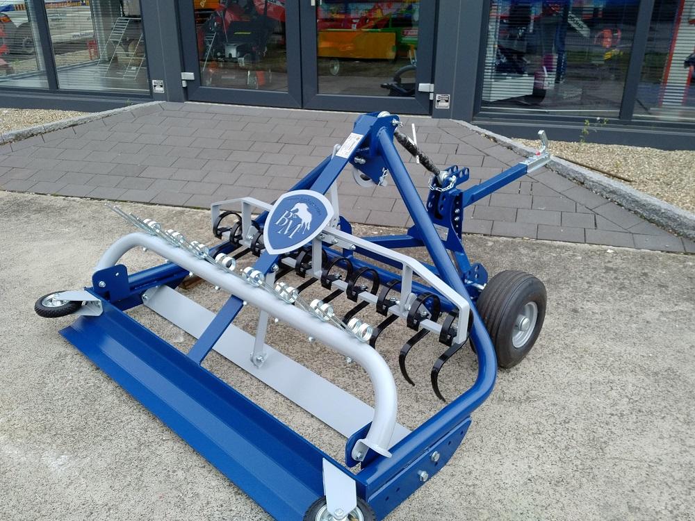 Reitplatzplaner Modell BG 1600 für ATV / Quadanbau