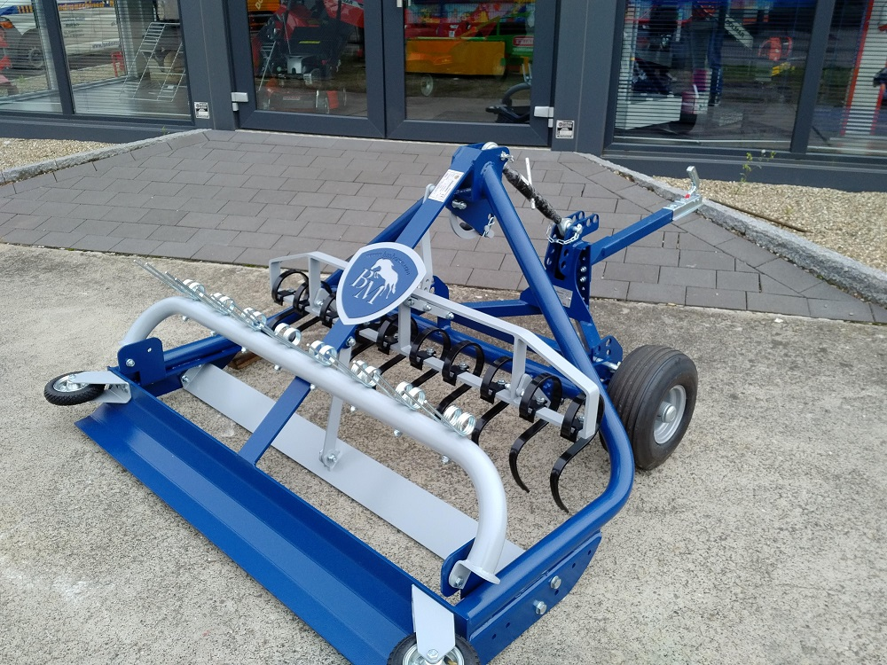 Reitplatzplaner Modell BG 2400 für ATV / Quadanbau