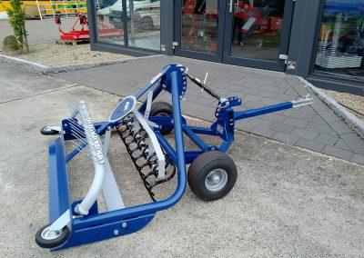 Reitplatzplaner Modell BG 2400 für ATV Quadanbau (2)