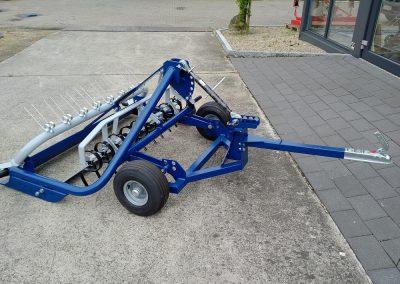 Reitplatzplaner Modell BG 2400 für ATV Quadanbau (3)