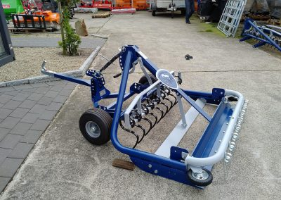 Reitplatzplaner Modell BG 2400 für ATV Quadanbau (4)