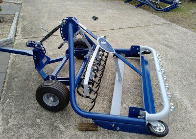 Reitplatzplaner Modell BG 2400 für ATV Quadanbau (5)