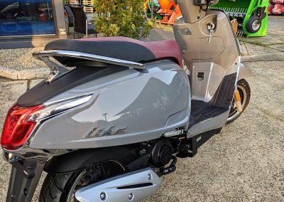 Roller Mofa Motorroller Kymco Like II (2)
