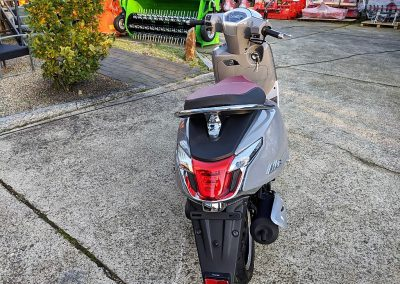 Roller Mofa Motorroller Kymco Like II (4)