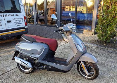 Roller Mofa Motorroller Kymco Like II (6)