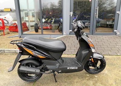 Roller Mofa Scooter Kymco Agility 50 E4 (2)