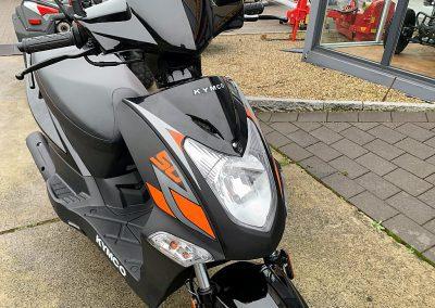 Roller Mofa Scooter Kymco Agility 50 E4 (3)