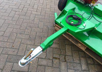 Schlegelmulcher GEO ATV 120 -Quadanbau mit Beleuchtungsanlage (1)