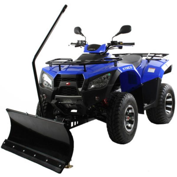 Schneeschild 1200 mm, ATV / Quad – Anbau, manuell bedienbar