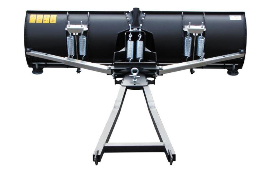 Federklappen – Schneepflug 1500 mm für ATV / Quadanbau