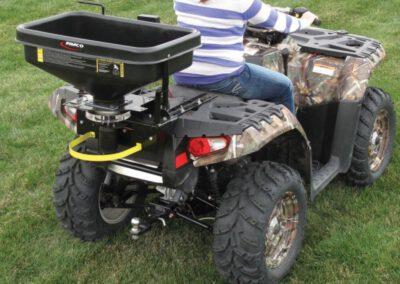 Streuer ATV 1