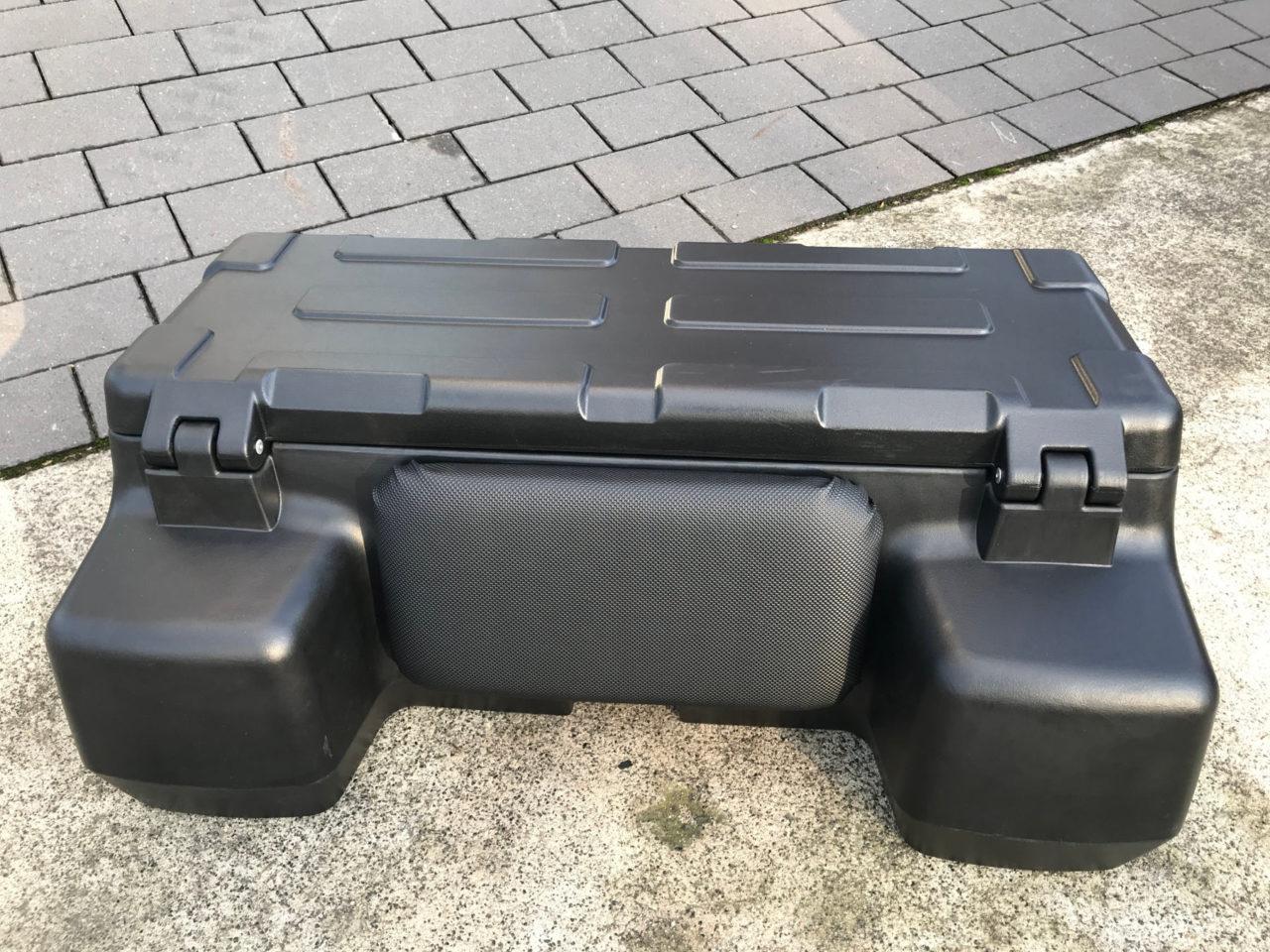 Universal – Heckkoffer Modell Jumbo XL mit Deckel