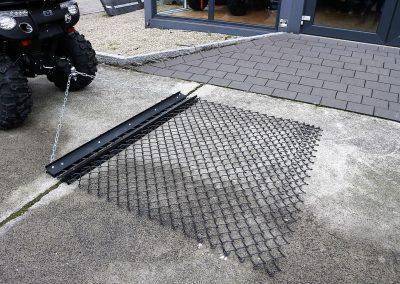 Wiesenschleppe für ATV Quad, 1.500 mm Arbeitsbreite (4)