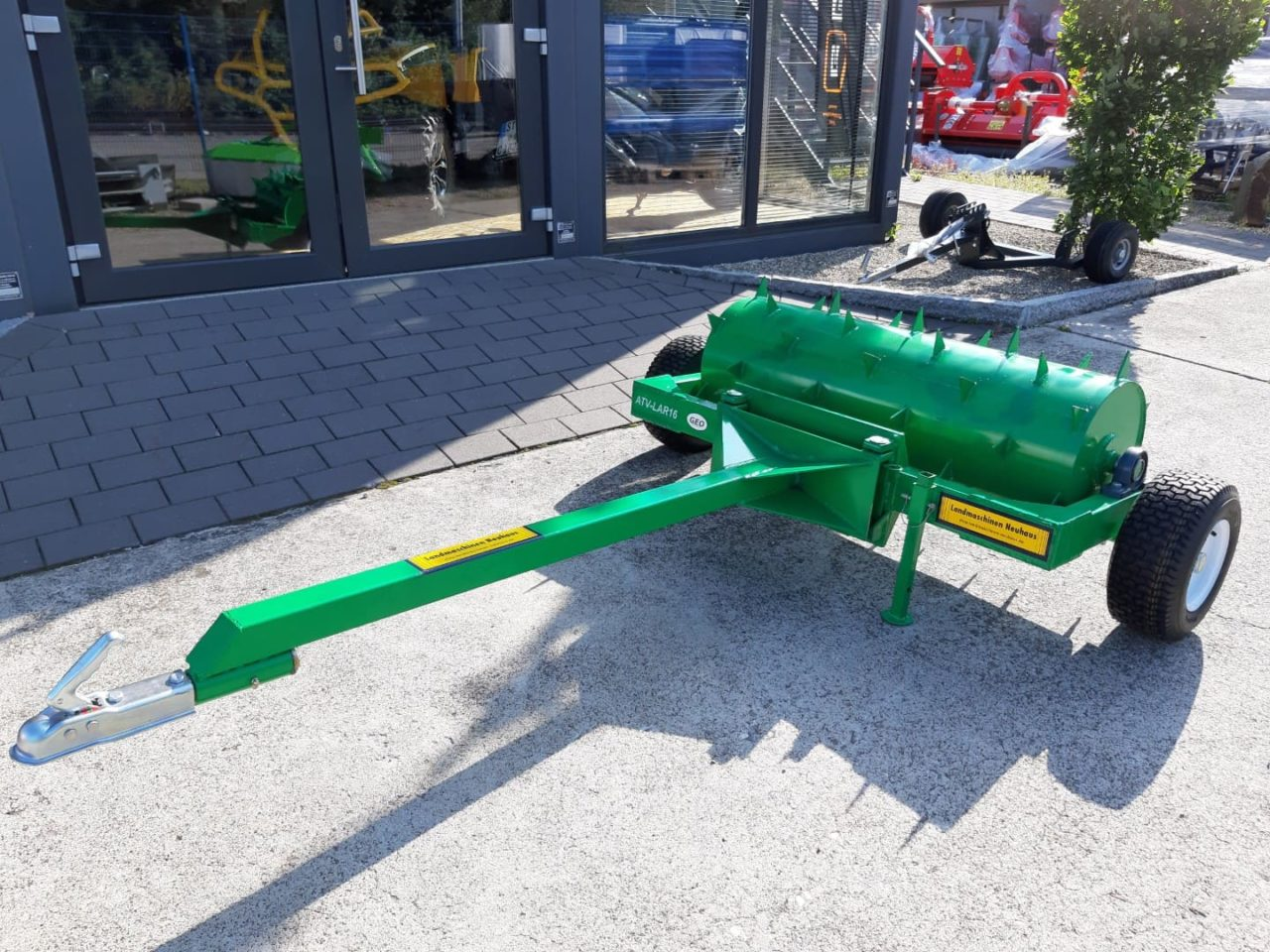 Wiesenwalze, Rasenlüfterwalze ATV LARS 120