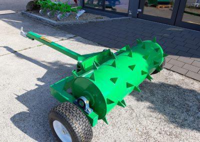 Wiesenwalze Rasenlüfterwalze ATV LARS 120 (2)