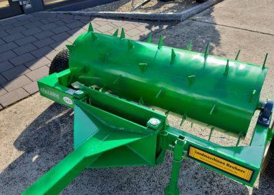 Wiesenwalze Rasenlüfterwalze ATV LARS 120 (4)