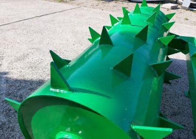 Wiesenwalze Rasenlüfterwalze ATV LARS 120 (5)