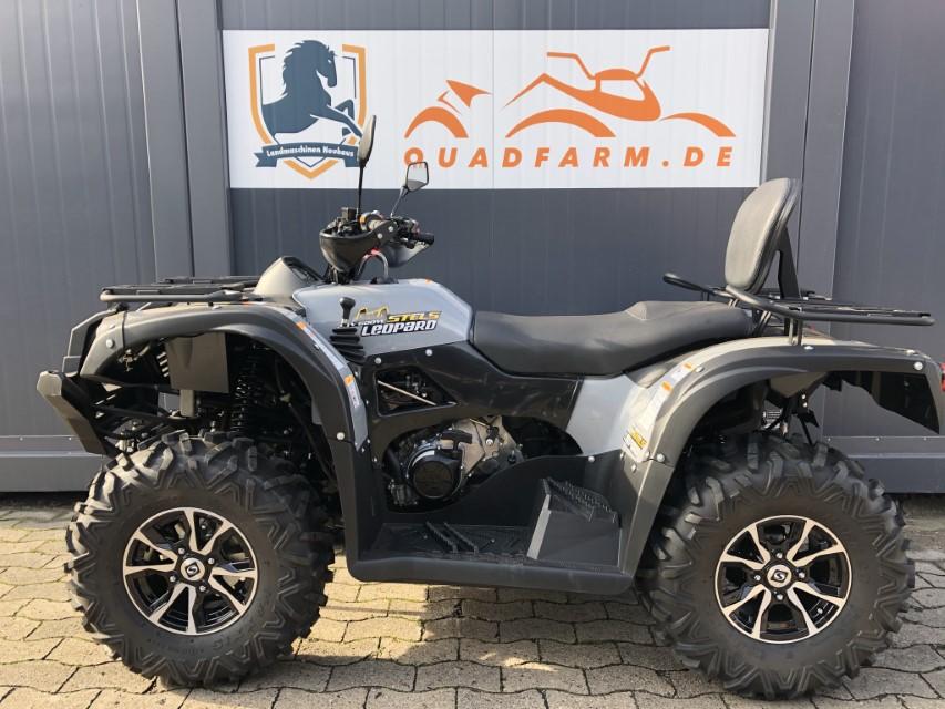 ATV / Quad Stels Leopard, 39 PS, 594 ccm, LOF-Zulassung