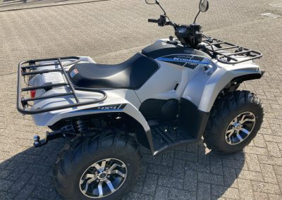 Yamaha Kodiak Silver