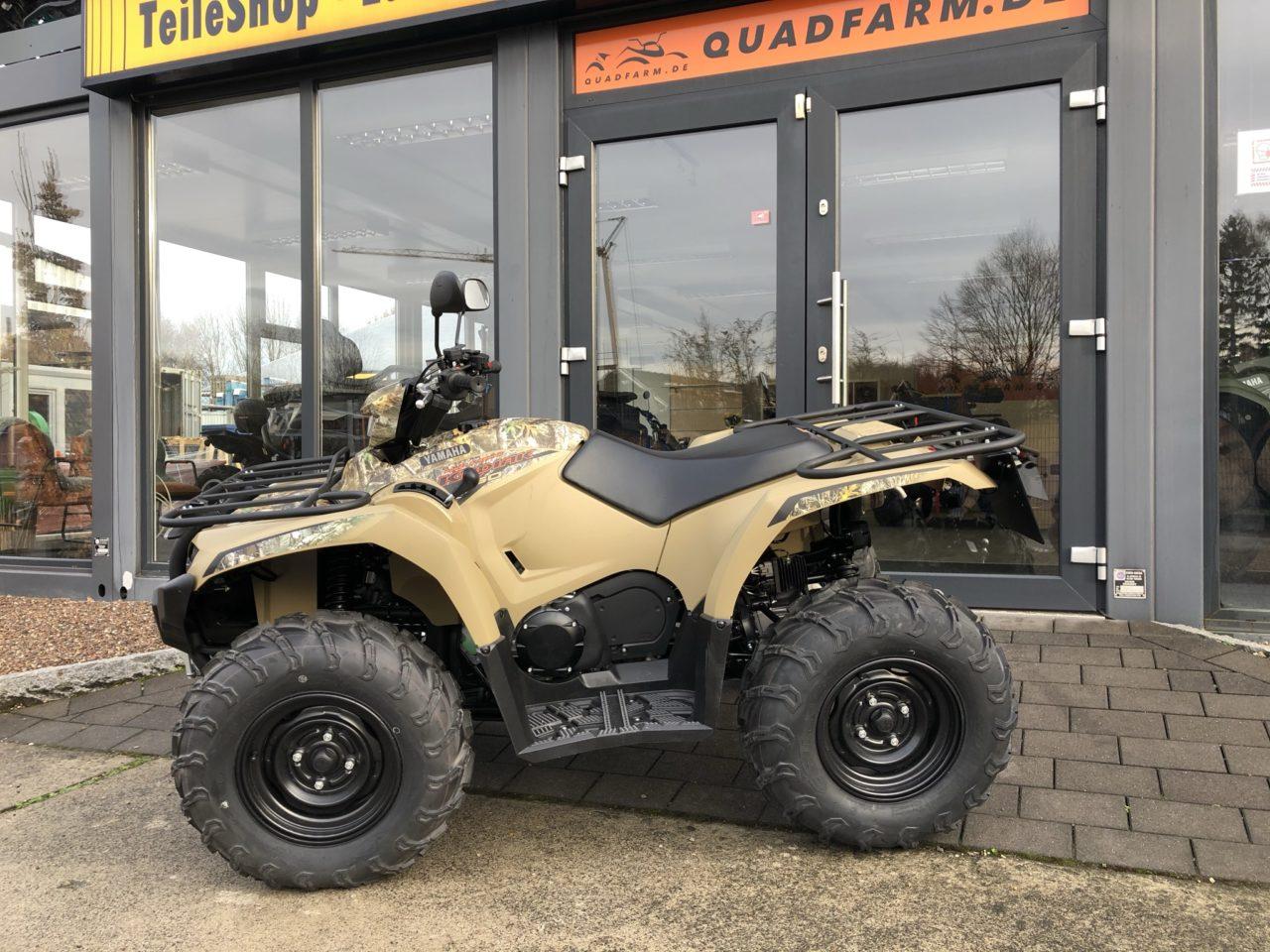ATV / Quad Yamaha Kodiak 450, Servo, 38 PS, 421 ccm, inkl. LOF