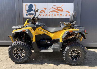 ATV Quad Stels Guepard Trophy 650