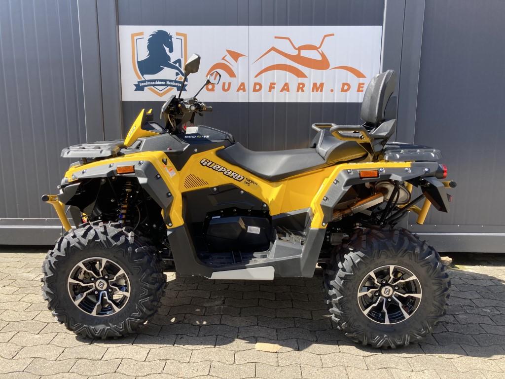 ATV / Quad STELS Guepard Trophy 650G, 55PS, 650 ccm, LOF Zulassung