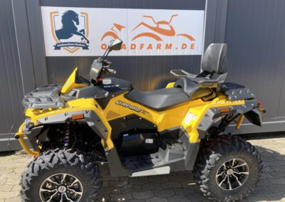 ATV Stels Guepard 650