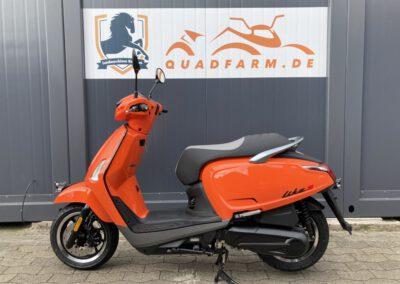 Kymco Motorroller 125 ccm