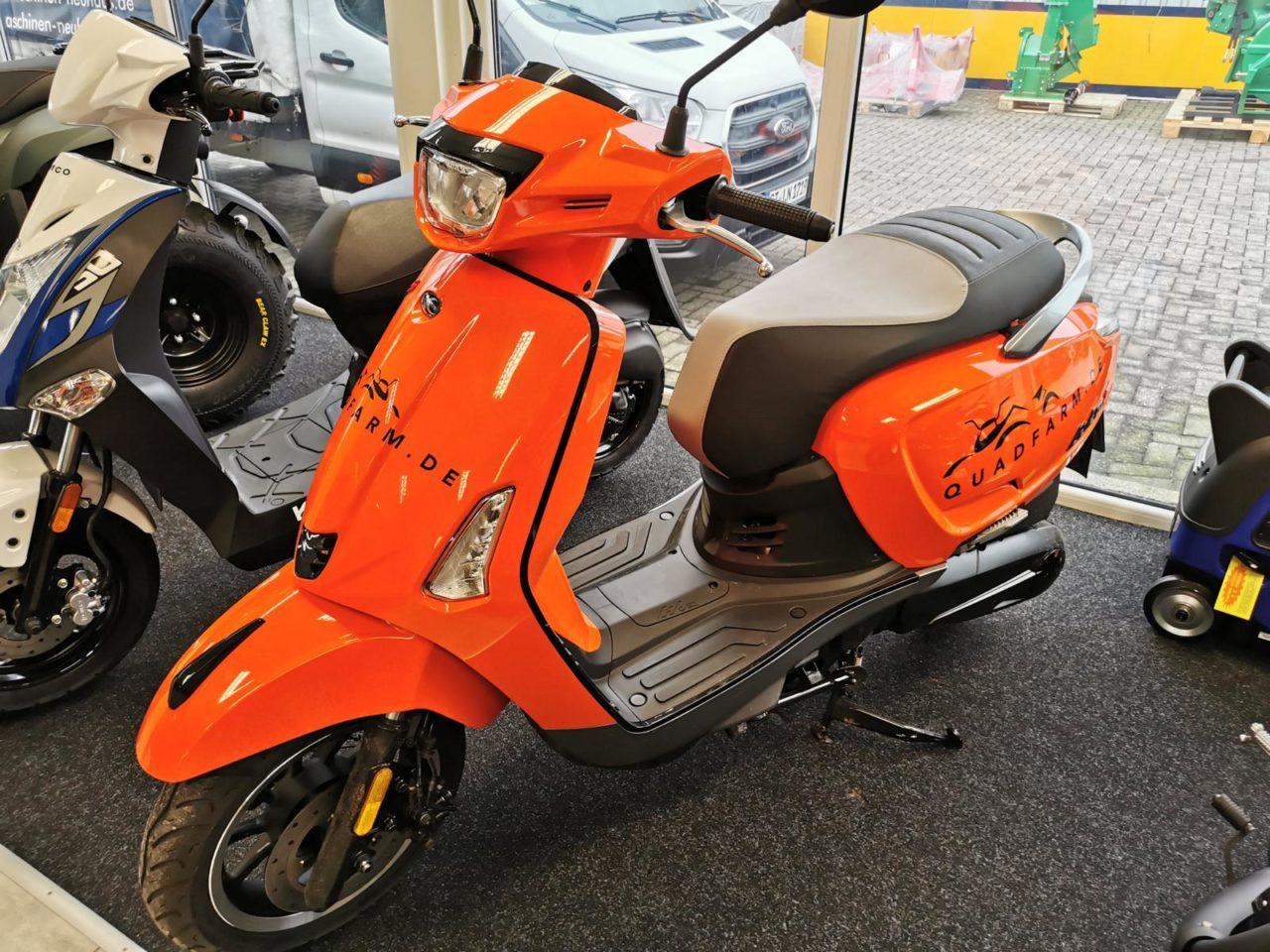 Roller, Motorroller, Scooter LIKE II S 125i CBS – Ausstellungsstück –