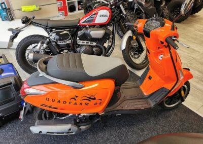 Roller Kymco Like II 125